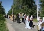 Христиане общины поселка Шувое возродили древнюю традицию
