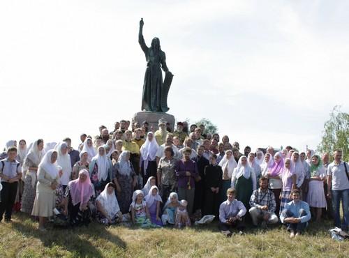Паломники соберутся в Мурашкино на крестный ход