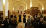 Закрытие юбилейной выставки в Рогожской слободе