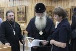 Визит митрополита Корнилия в г. Екатеринбург