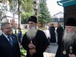 Архипастырская поездка митрополита Корнилия по Сибири