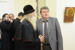 На Рогожском открылась музейная экспозиция старообрядческой иконы