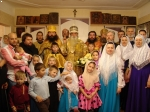 Освящение храма в Воронеже