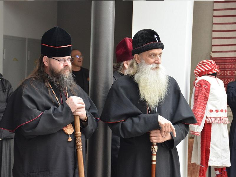 Делегация из Румынии в Москве