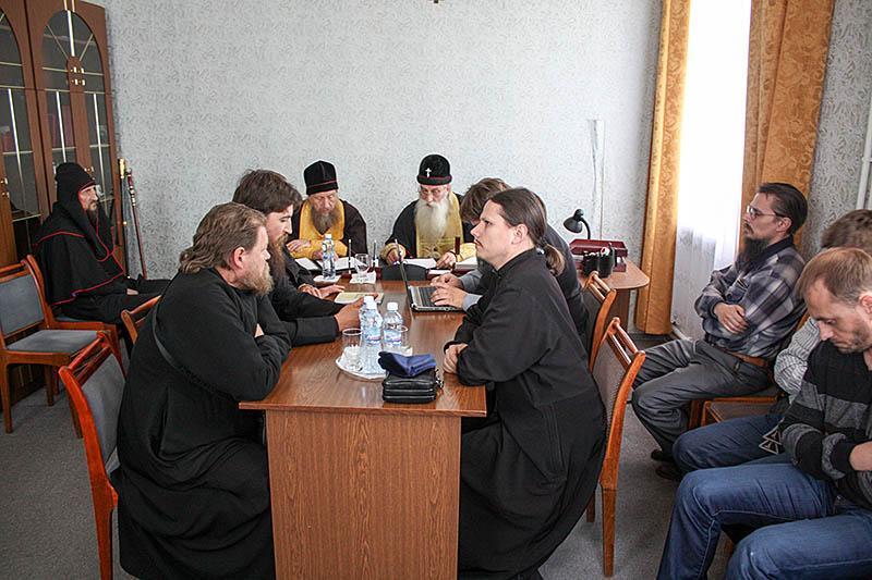 Епархиальное совещание
