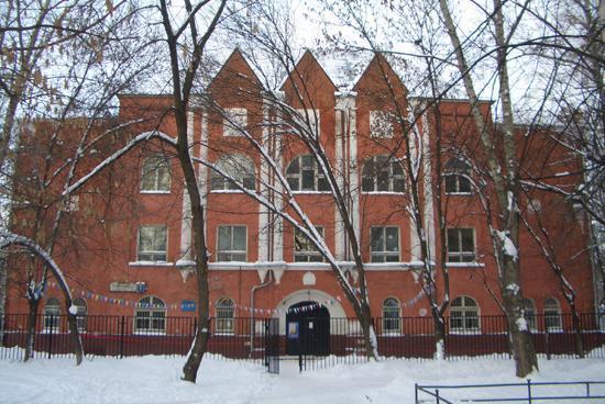 Здание старообрядческого богословского института (современный вид)