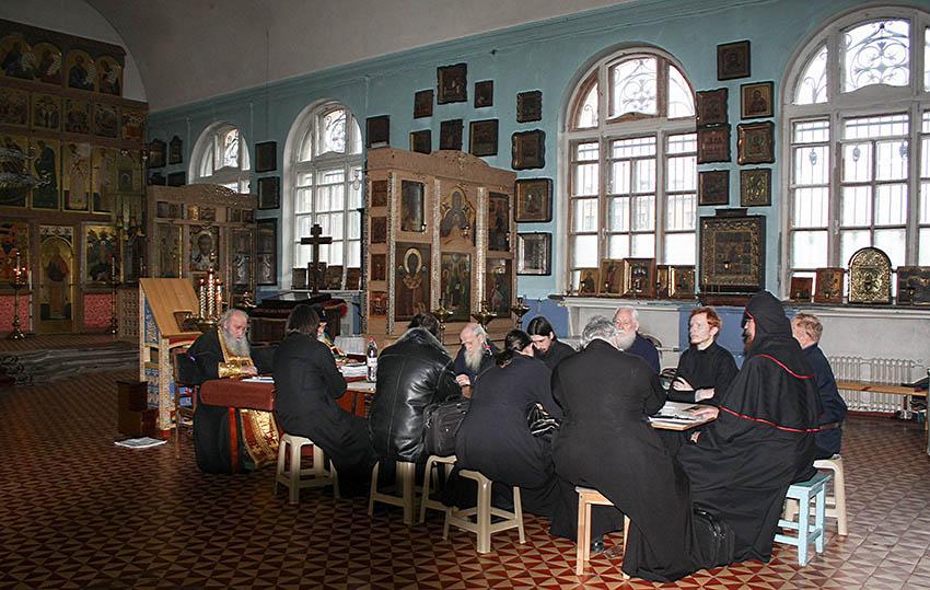Визит в Донскую и Кавказскую епархию