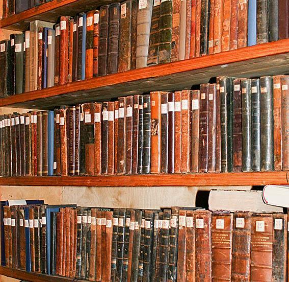Возобновил работу читальный зал Библиотеки редких книг и рукописей митрополии