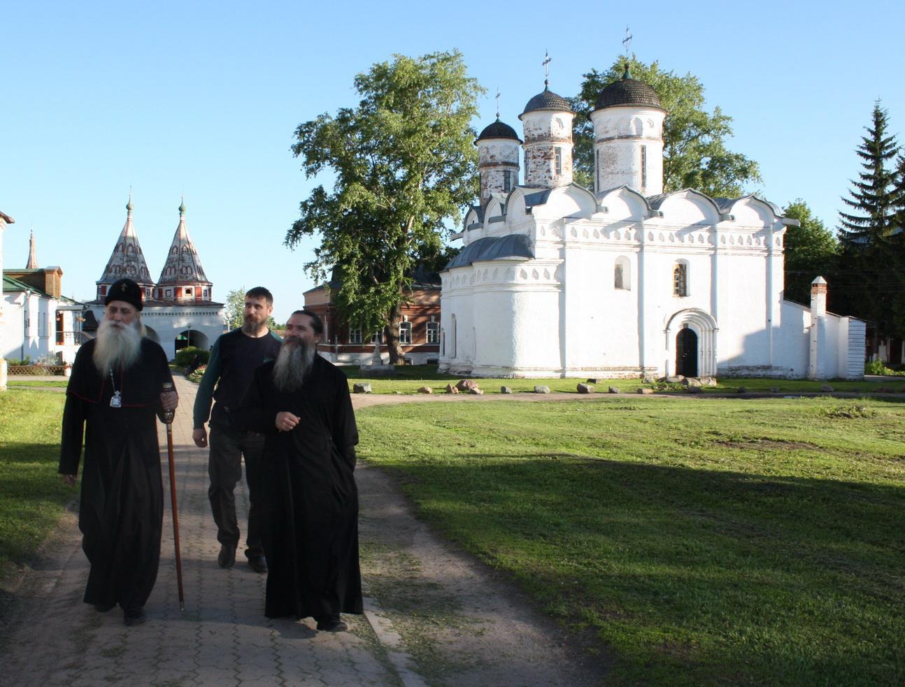Встреча с губернатором Владимирской области С.Ю. Орловой