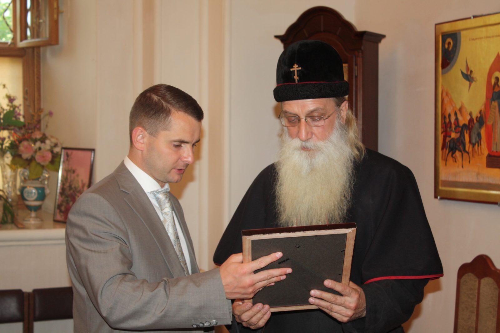 Встреча с председателем комитета по делам общественных объединений и религиозных организаций Госдумы