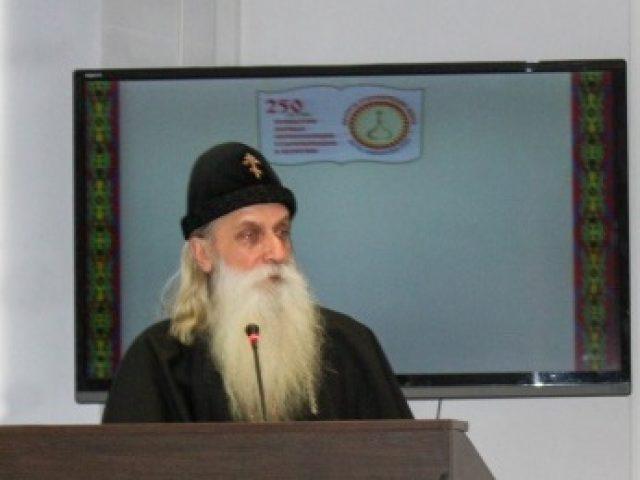 Выступление на Всестарообрядческом съезде в Бурятии 2015