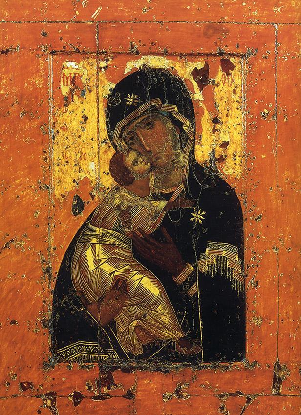 Проповедь на праздник Владимирския иконы Пресвятыя Богородицы