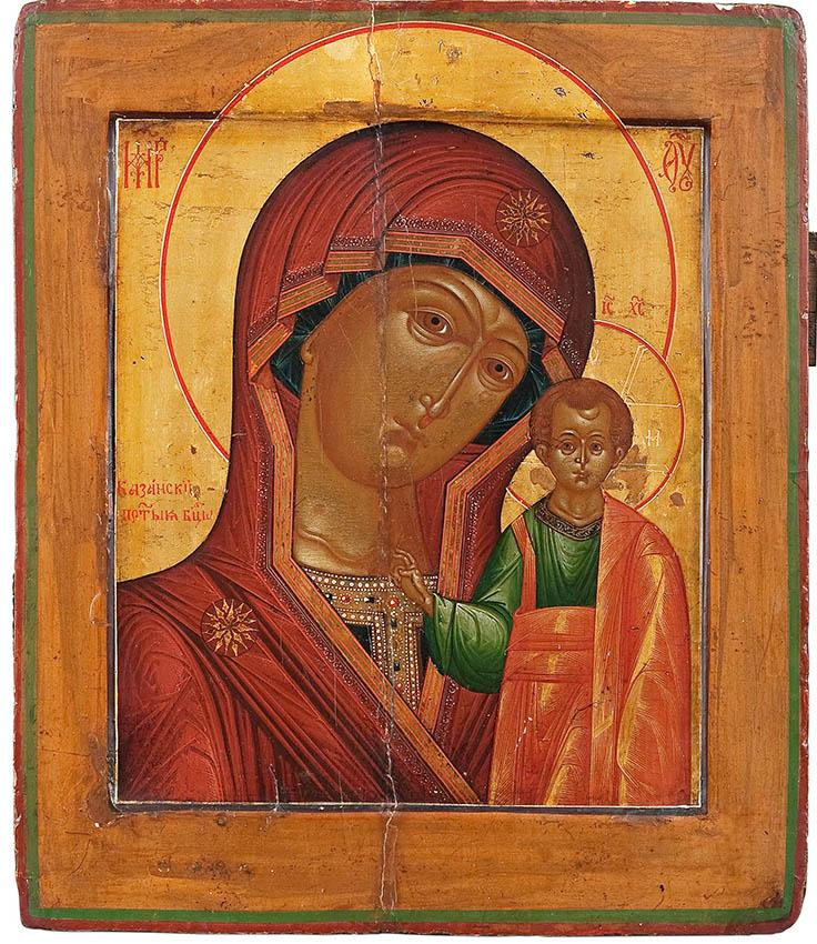 Проповедь на праздник явления Казанския иконы Пресвятыя Богородицы