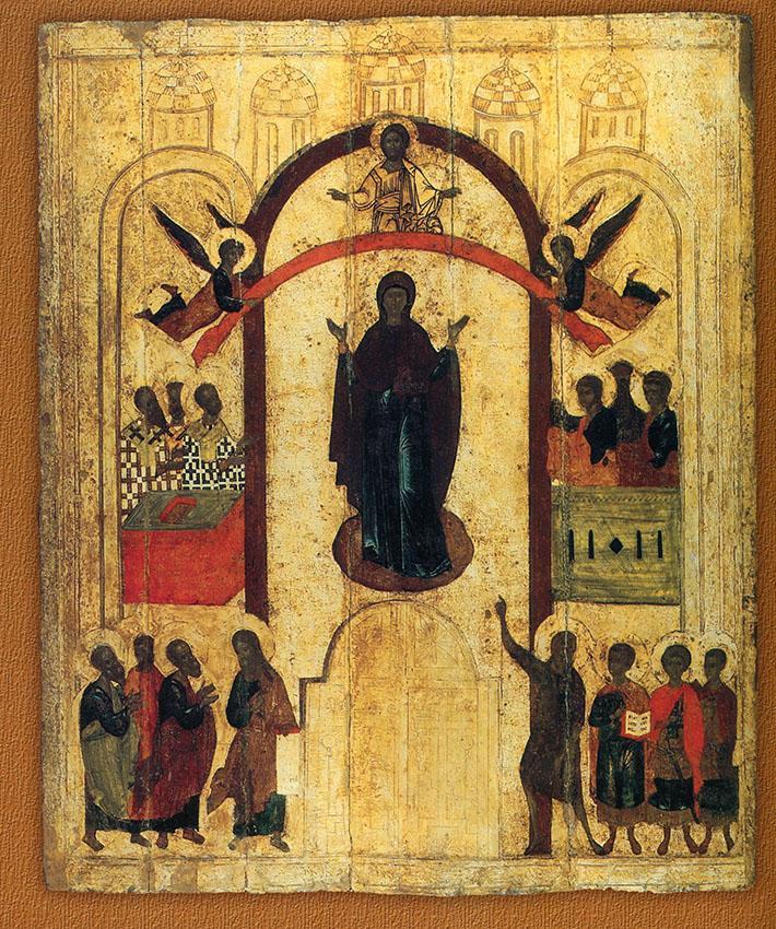Проповедь на ПокровПресвятыяВладычицынашея Богородицы и присно Девы Марии