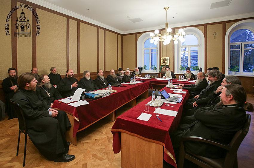 Итоги сентябрьского Совета Митрополии