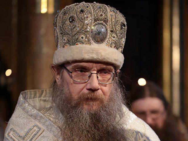 Митрополит Корнилий отметил десятилетие интронизации