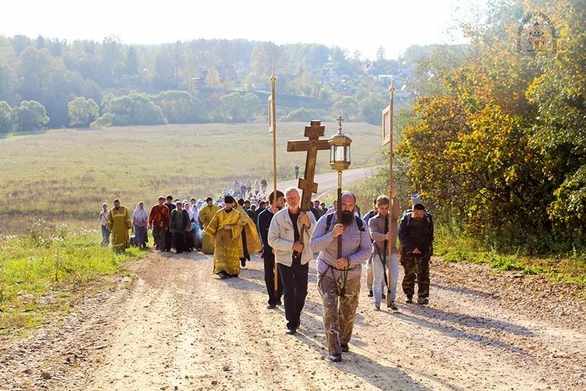 Верейско-Боровский крестный ход