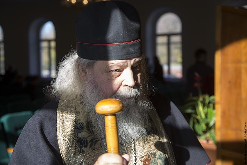 Епископ Кишиневский и всея Моладвии Евмений (Михеев)