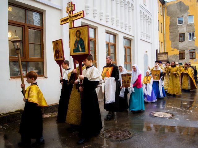 В Санкт-Петербурге отметили память св. Александра Невского
