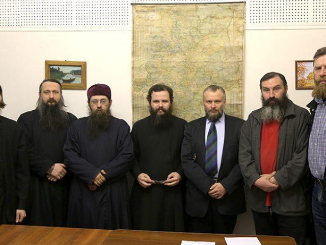 Встреча представителей трех старообрядческих согласий прошла на Преображенском