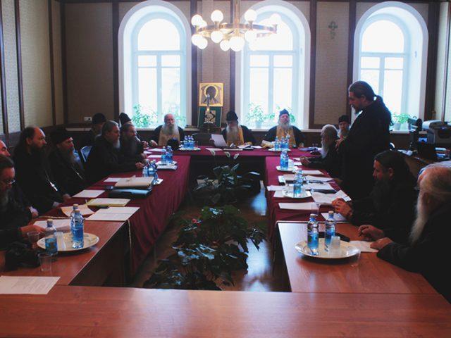 Итоги заседания Совета Митрополии