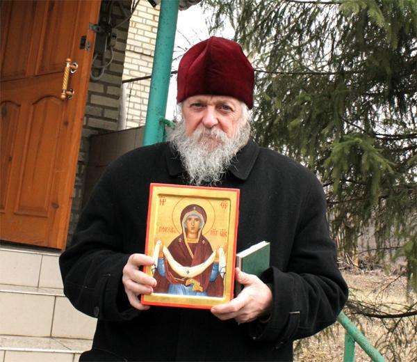 Отец Алекандр Карабанов