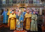 Священство по окончании богослужения