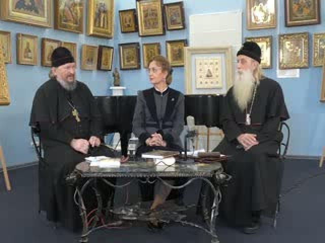 Интервью митрополита Корнилия телеканалу «Союз» (2016 г.) Передача первая