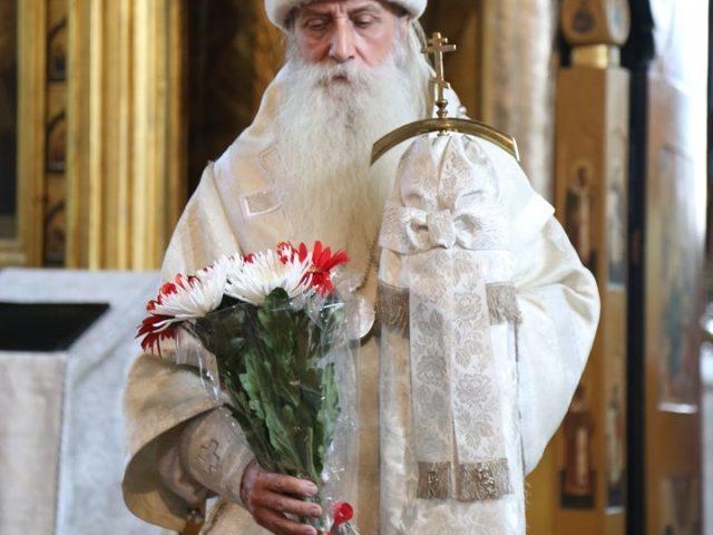 День ангела преосвященнейшего митрополита Корнилия 2016