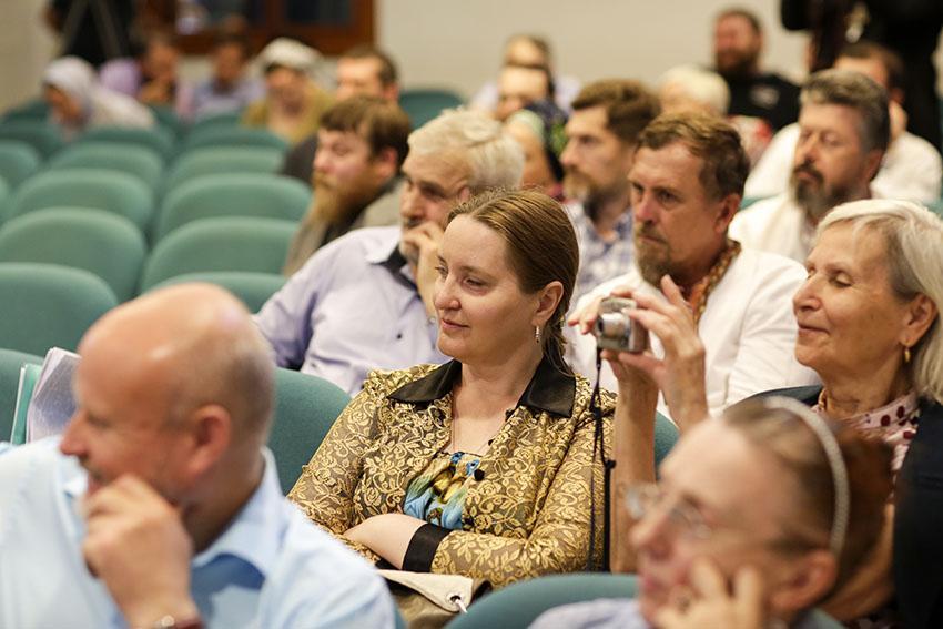 Конференция Старообрядчество, государство и общество в современном мире (15)