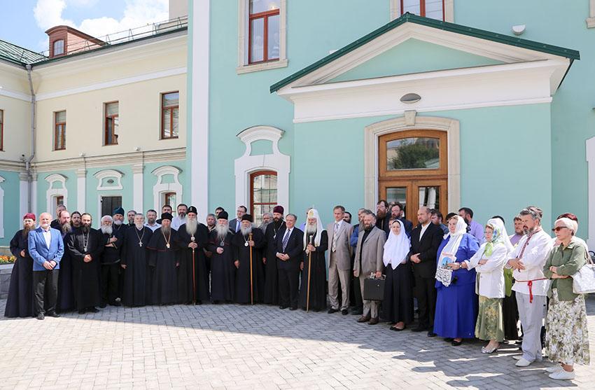 Конференция Старообрядчество, государство и общество в современном мире (16)