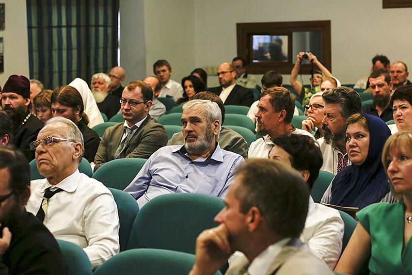Конференция Старообрядчество, государство и общество в современном мире (19)