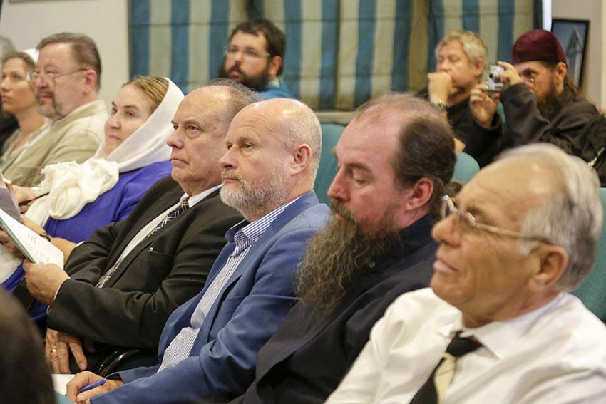 Конференция Старообрядчество, государство и общество в современном мире (25)