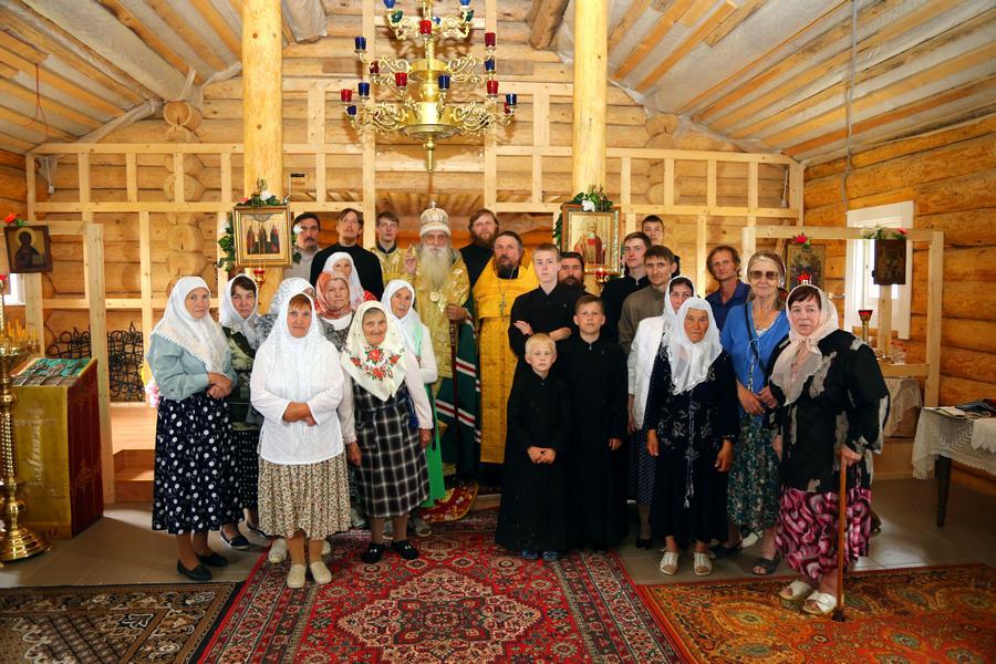 Христиане из Староуткинска