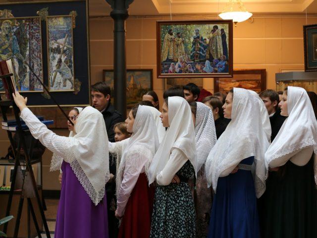 «С надеждой на возрождение». На Рогожском открылась и действует экспозиция, посвященная Черемшанским монастырям