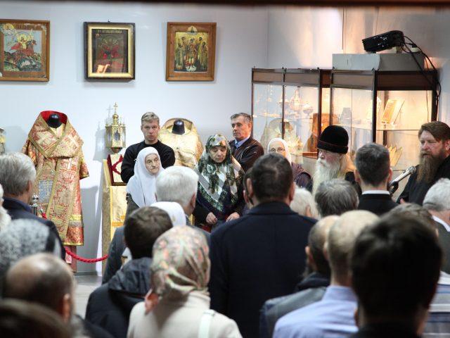 «Праздник творчества верующих людей». В Новосибирске открылся Музей истории старообрядчества Сибири