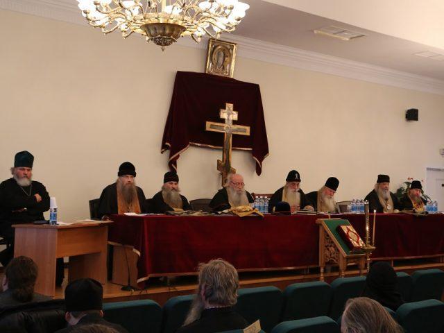 Освященный Собор Старообрядческой Церкви, день первый: делегаты обозначили вопросы для обсуждения и избрали кандидата во епископы для Украины