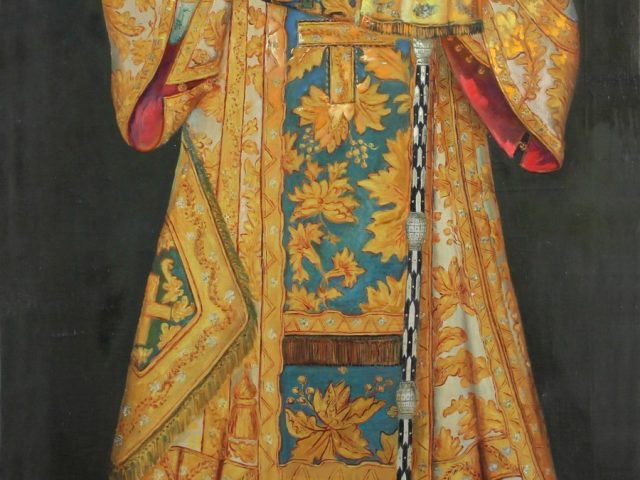 Архиерейская служба свт. Амвросию Белокриницкому в память 170-летия присоединения его к Церкви