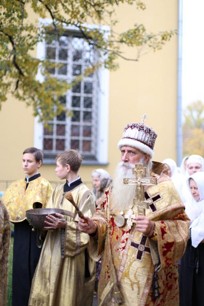 Преосвященнейший митрополит Корнилий