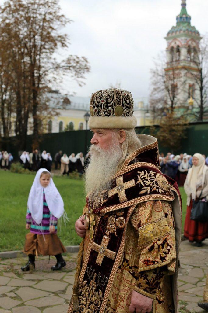 Преосвященный Силуян, епископ Новосибирский и всея Сибири