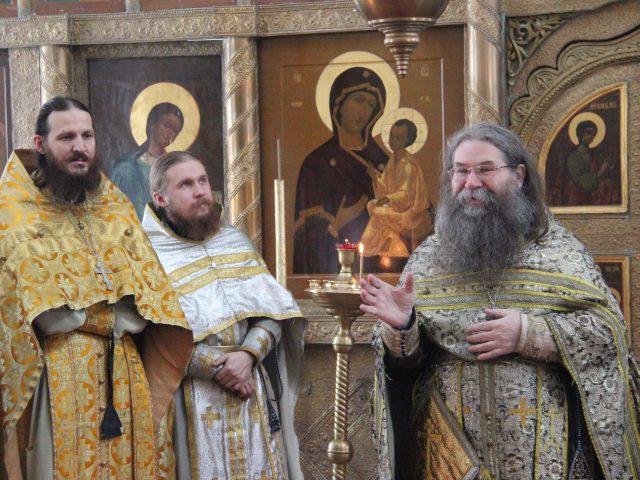 Добрая традиция. В Екатеринбурге уральские старообрядцы отметили день памяти святой покровительницы города