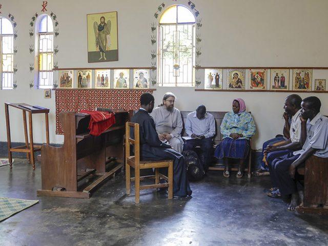 Миссия Русской Православной Старообрядческой Церкви в Уганде