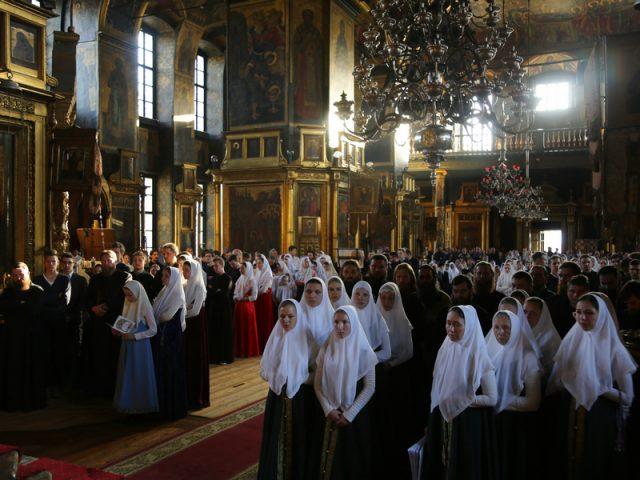 Вечер духовных песнопений в Покровском кафедральном соборе