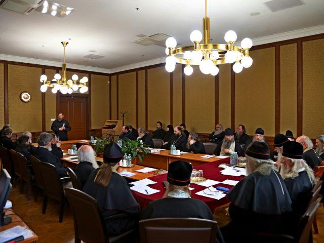Итоги заседания Совета Митрополии 2–3 мая 2017 г.