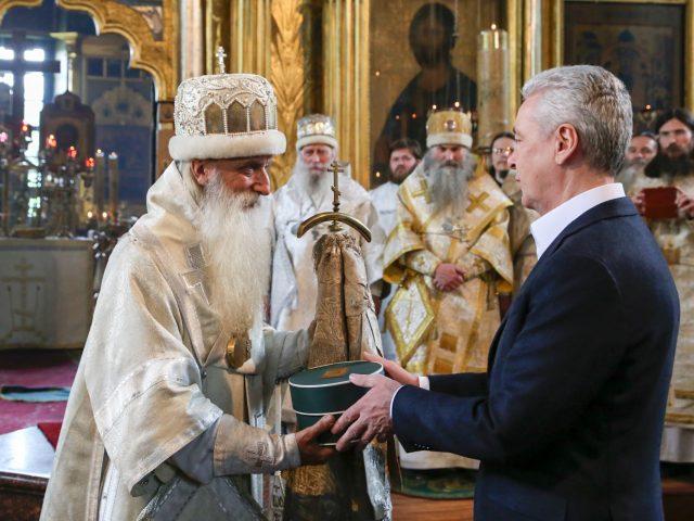 Юбилейный День ангела преосвященнейшего митрополита Корнилия