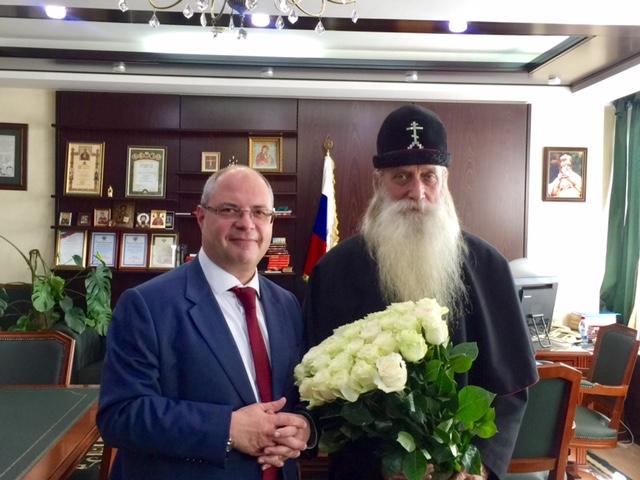 Митрополит Корнилий выступил в Государственной Думе