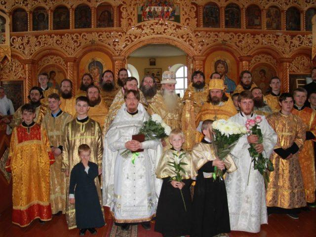 Рукоположения в Перми