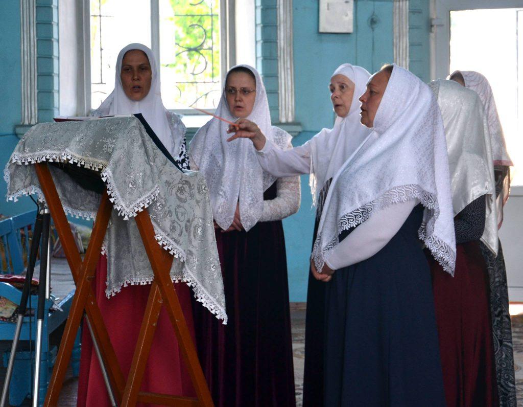Первый всеукраинский съезд православных старообрядческих воскресных школ прошел в Старой Некрасовке