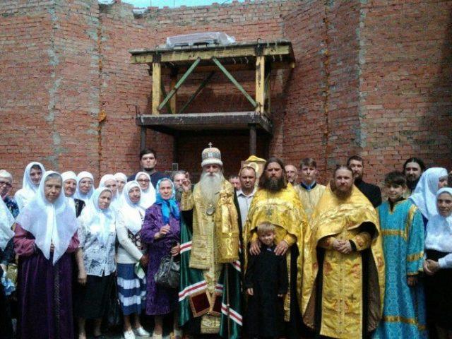 Митрополит Корнилий посетил Орск