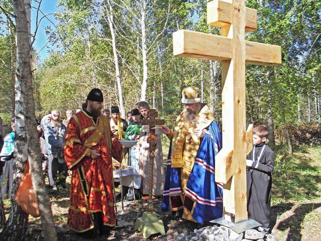 Молодежная паломническая программа в Еловке